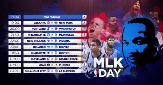 Programme du MLK Day