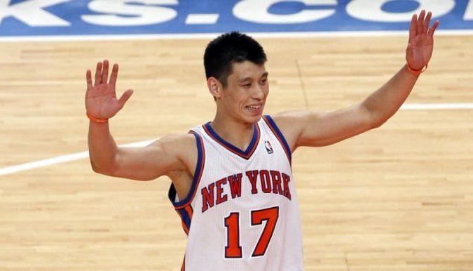 Jeremy Lin heureux