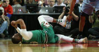 Dwyane Wade s'est blessé au coude et ratera la fin de saison