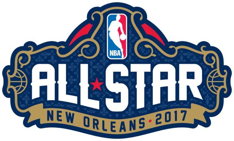 Logo NBA All-Star Game 2017