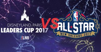 Plutôt leaders cup ou all-star game ce week-end ?